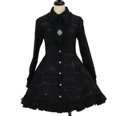 h.NAOTO ☆ ·. . · ° ☆ Frill tie dress https://www.wunderwelt.jp/products/%EF%BD%97-14514  IOS application ☆ Alice Holic ☆ release Japanese: https://aliceholic.com/ English: http://en.aliceholic.com/