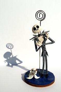 Jack Skellington & Zero  The Nightmare Before by QuareNick on Etsy, €60.00