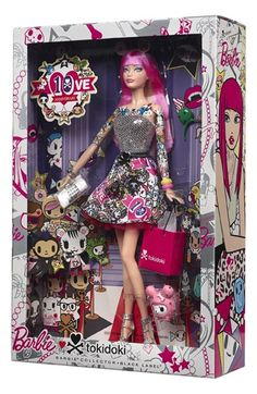 Mattel 'Barbie® tokidoki®' Doll available at #Nordstrom