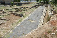 Roman road in Tarsus, the birth place of St. Paul,  Cilicia, Turkey - Carole Raddato