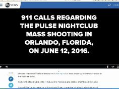 Orlando Pulse 911 Calls...Anyone Would Think They Are Listening To A Call In Comedy Show (LMFAO) - YouTube