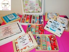 Candy Sushi, Happy M, Candy Store, Ideas Para, Sweet, Instagram, Colorful Candy, Easy Boyfriend Gifts, Easy Crafts