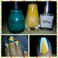 My new nail design.
