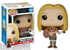 Funko releasing Phoebe Buffay from Friends TV show