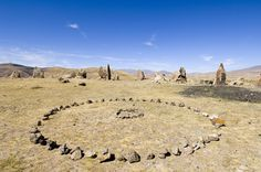 Carahunge, el Stonehenge armenio
