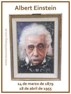 Albert Einstein || 14 de marzo de 1879 || 18 de abril de 1955