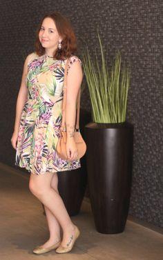A fofa Heloísa Dela Rosa do Blog www.delarosa.com.br escolheu o nosso dyvo vestido da Ave Rara e  a escolha foi perfeita, pois deixou ela realmente uma princesinha #DonaireVogue