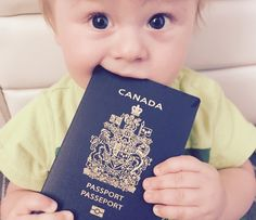 Le passeport canadien pour enfant Passport, Parental, Reproduction, Personalized Items, Disney, Tips And Tricks, Government Of Canada, Canadian Horse, Law
