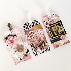 SHABBY CHIC TAGS - Kylie K (@paper_sweetpea) on Instagram