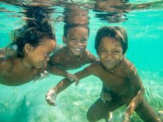 """Bajau Laut People Consider water the """"god"""" -- They need to know the true God just like any other people group! <3"""