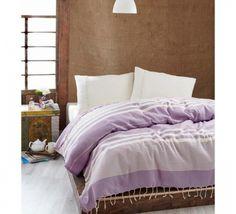 Cuvertura Pique Natural - Lilac Lilac, Comforters, Blanket, Bed, Natural, Furniture, Home Decor, Pique, Creature Comforts