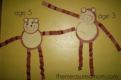 Letter M Craft 3 the measured mom Letter M Crafts for Preschoolers