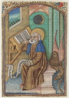 Book of Hours - Medieval Manuscripts - Free Library of Philadelphia