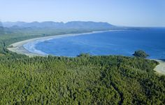 Pacific Rim National Park Reserve in British Columbia, presents the rich natural and cultural heritage of Canada's west coast