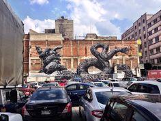Un recorrido por lo mejor del arte urbano de la Ciudad de México con los chicos de Street Art Chilango