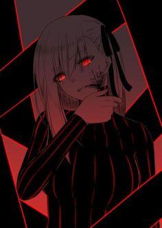 ,yandere manga - My Manga Dark Anime Girl, Kawaii Anime Girl, Manga Kawaii, Cool Anime Girl, Girls Anime, Sad Anime, Anime Art Girl, Anime Guys, Kawaii Art