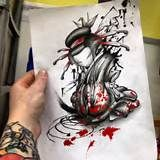 trash polka tattoo designs - Yahoo Search Results