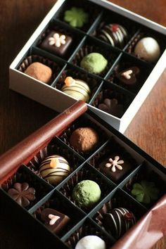 Inspire - Elham | collectorandco: hand made chocolates /...