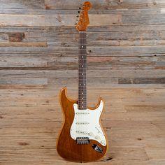 Fender Partscaster Natural