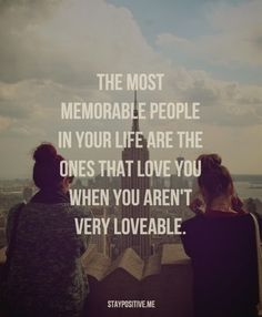 And they mean the most to me - Click image to find more Quotes Pinterest pins