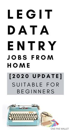 Looking for online data entry jobs from home? Here are 11 of the best companies that are always hiring beginners to work from home You are in the right place about career ideas for teens Here we offer Online Data Entry Jobs, Legit Online Jobs, Online Jobs From Home, Home Jobs, Online Work, Legit Work From Home, Legitimate Work From Home, Work From Home Tips, Busy At Work