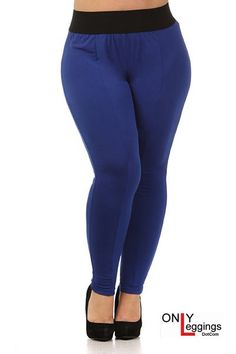 Only Leggings - Pleated Casual Leggings - Plus Size, $36.00 (http://www.onlyleggings.com/pleated-casual-leggings-plus-size/)
