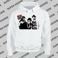 Hooded Pullover Run Dmc by Treedecase, $27.80 USD