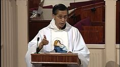 EWTN Daily Catholic Mass - 2014-9-15 - Fr. Miguel- Our Lady of Sorrows