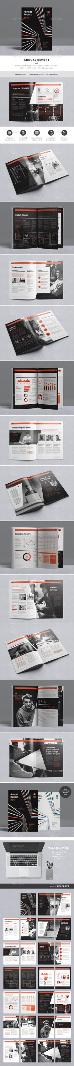 Annual Report Template InDesign INDD. Download here: http://graphicriver.net/item/annual-report/16449244?ref=ksioks