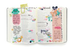 Illustrated Faith Seeds of Faith Collection | Bible Journaling by Shanna Noel