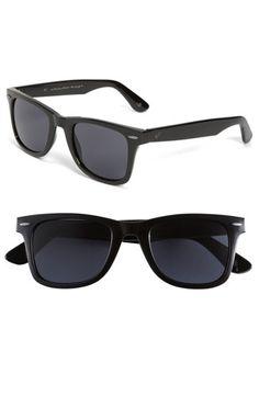William Rast Plastic Sunglasses available at #Nordstrom