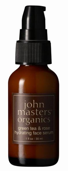 John Masters Organics / Green Tea & Rose Hydrating Face Serum Face Serum - niche-beauty.com