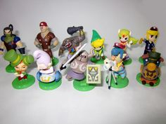 The Legend of Zelda Figures (11 pcs set) $20.99 FREE Shipping Which character do you like? http://triforcelegend.com/product/brand-new-the-legend-of-zelda-figure-furuta-choco-egg-11-pcs-set/