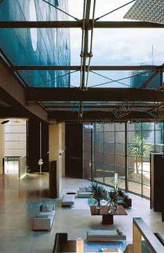 Ruy Ohtake: Interior do Hotel Unique, São Paulo - Arcoweb