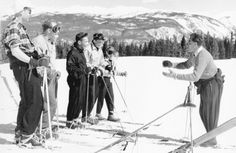 History of Ski Wear Part One | shrimptoncouture.com