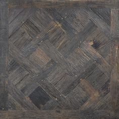 Versailles parquet panel in open wagon board by Maison & Maison.