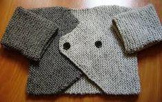 Resultado de imagem para casaquinhos de bebe em crochet com esquema
