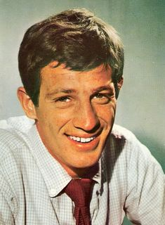 Jean-Paul Belmondo in youth