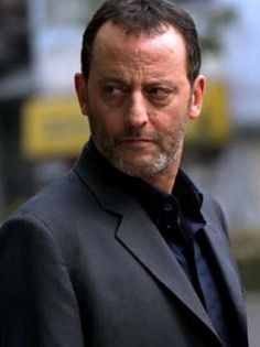Jean Reno too cool for school!
