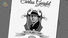 """Carlos Gardel """"Sus 50 Mejores Tangos"""" CD1 completo [HQ]"""