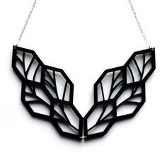Leaf Necklace, £39, now featured on Fab.