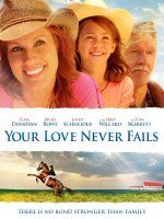 Your Love Never Fails DVD movie video at CD Universe, This family-oriented feature film stars Elisa Donovan, Brad Rowe, John Schneider with Fred Willard and Tom Skerritt. Good Christian Movies, Christian Films, Family Movie Reviews, Family Movies, Abc Family, Elisa Donovan, Faith Based Movies, Your Love Never Fails, Tom Skerritt