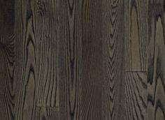 Ash Storm manufactured by Muskoka Hardwood Flooring Wooden Flooring, Hardwood Floors, Dark Flooring, Flooring Ideas, Flooring Store, Kitchen Flooring, Prefinished Hardwood, Swatch, Ash