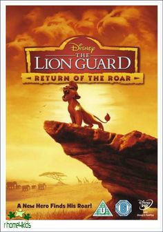 KidsNew Great S Family Movie The Lion Guard