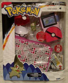 Pokémon, Girl's Pokédex Trainer Kit, New!!! #Tomy