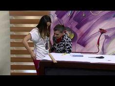 Mulher.com 22/07/2015 Yrma Bortolleto - Modelagem em calça flare Parte 1/2 - YouTube