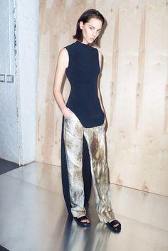 Sally LaPointe Resort 2016 Fashion Show
