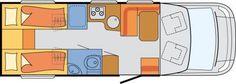 Wohnmobil Glücksmobil T 680 - WENDTedition, Modell 2014 - ID: HC1929977 #Glücksmobil #T #680 #Wohnmobil - Caravans - Wohnwagen & Reisemobile