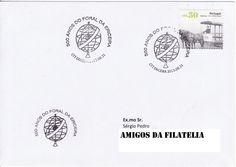 Sobrescrito circulado com carimbo comemorativo dos 500 anos de foral da Ericeira. Selo de 0,50€ colocado em circulação a 30 de março de 2007