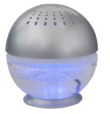 Air Cleaner Purifier Office Room Ionizer Ionic Hepa Fresh Filter Ozone Generator